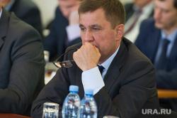 Выездное заседание правительства Свердловской области в Первоуральске, швиндт сергей