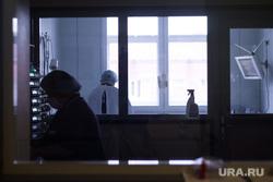 Визит губернатора СО и Чулпан Хаматовой в ОДКБ №1. Екатеринбург, больница, палата, медицина, врач
