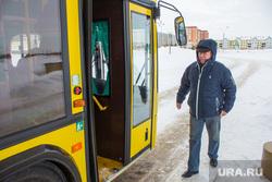 Автовокзал. Поселок Излучинск. Нижневартовский район., пассажир, автобус