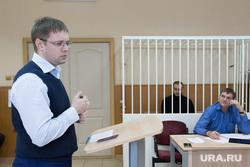 Очередное судебное заседание по делу Владимира Рыжука. г. Курган, судебное заседание