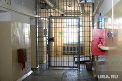 СИЗО-1«день открытых дверей» для СМИ и пресс-конференция начальника УФСИН Курган 31.10.2013г, коридор, сизо, тюрьма