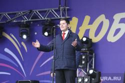 Визит губернаторов Дмитрия Артюхова и Александра Моора в Ноябрьск (необр). Ноябрьск , артюхов дмитрий