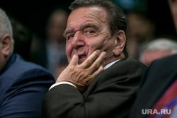 Петербургский международный экономический форум. Первый день. Санкт-Петербург, пмэф-2016, шредер герхард