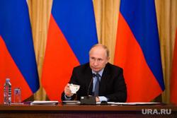 Визит Владимира Путина в Ханты-Мансийск, чай, путин владимир