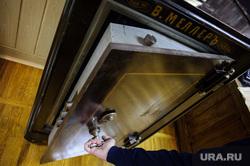 День открытых дверей в ЦБ РФ по Уральскому региону. Екатеринбург, сейф, банк, хранение денег