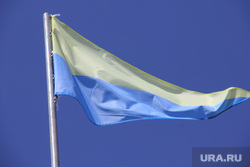 Фото. Пермь., флаг украины