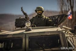 Севастополь и Симферополь.  2014 - 2016. Крым, военные, солдаты, вежливые люди, армия