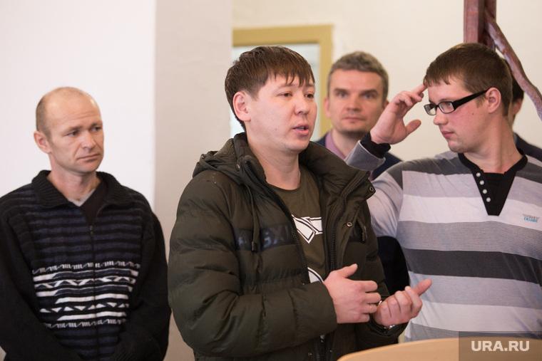Общественные слушания по добыче урана в Звериноголовском районе (необр)