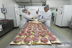 Аэропорт Челябинск, бутерброды, приготовление еды, кейтеринг, пища, еда, повар