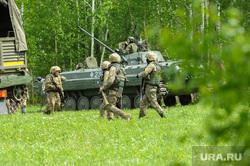 Тактико-специальное учение «Арсенал - 2018» на территории Карабашского городского округа Челябинской области, спецназ, вежливые люди, армия, военные, солдаты