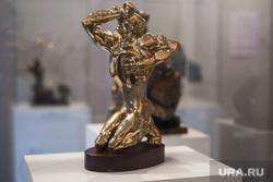 Музей Эрнста Неизвестного. Екатеринбург, тэфи, орфей, статуэтка, музей эрнста неизвестного