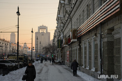 Улицы Екатеринбурга с именами деятелей советского периода, улица якова свердлова