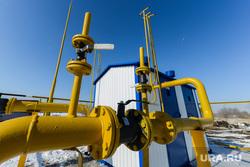 Ввод в эксплуатацию газопровода в деревнях Пашнино-1 и Пашнино-2 Красноармейского района Челябинской области, вентиль, газопровод, газовая труба, газовый кран, наземная прокладка