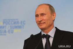Саммит Россия-ЕС. Пресс-конференция. Екатеринбург, улыбка, саммит россия-ес, путин владимир