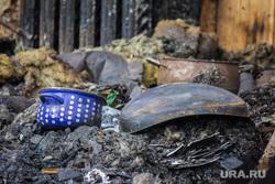 Погорельцы из Дивного. Нижневартовск., последствия пожара