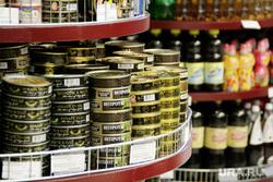 Торговля. клипарт , консервы, супермаркет, продуктовые полки, гастроном, шпроты