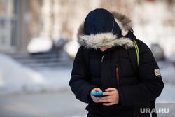 Клипарты 2018. Сургут, сотовая связь, ребенок с телефоном