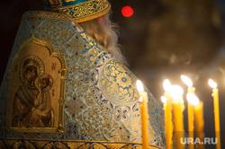 Божественная литургия с Блаженнейшим Патриархом Александрийским Феодором II. Екатеринбург , свечи, икона, храм, церковь, вера, собор, православие, религия, образа, икона божией матери