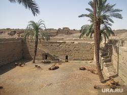 Египет, отдых туристов, пальмы, бассейн клеопатры, древний храм