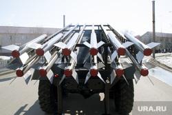 Празднование Дня Победы в ВОВ в Салехарде, парад, катюша, день победы, 9 мая, ракеты