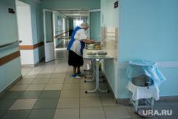Поездка Евгения Куйвашева в Каменск-Уральский и Сухой Лог. Коммунальная авария, столовая, больница, питание