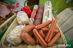 Презентация и дегустация колбасных изделий от производителей ЦК Урал, ариант, сосиски, сардельки