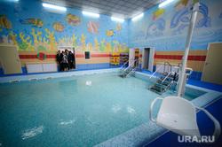 Поселок Тазовский, Новый Уренгой, Ямало-Ненецкий автономный округ, бассейн, плавание