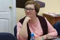 Заседание избирательной комиссии области нового состава. Курган, галченко лариса
