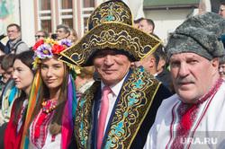Праздник народов Урала в парке