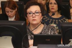 Заседание правительства области Курган, галченко лариса