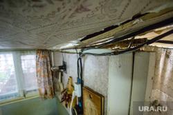 Балочные поселки Взлетный и Черный Мыс. Сургут, балки, временное жилье, ветхое жилье