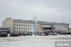 Платная парковка в аэропорту. Нижневартовск. , аэропорт нижневартовск