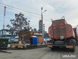 Жители поселка Антипино жалуются на экологически вредные выбросы Антипинского НПЗ, нефтеперерабатывающего завода в окрестностях Тюмени. Тюмень, Антипино, антипинский нпз