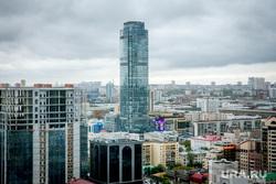 Вид на город с ЖК