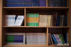 Следственный изолятор №1 (СИЗО). Екатеринбург, библиотека, книги, учеба, книжные полки, учебники, школьные учебники, школа