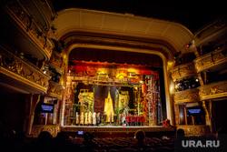 Генеральная репетиция новой постановки оперы «Волшебная флейта». Екатеринбург, оперный театр, спектакль волшебная флейта
