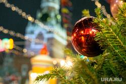 Новогодняя ярмарка на Красной Площади. Москва, новый год, елочные игрушки