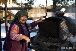 Ханты Сургутского района, семья Клима Кантерова. Лянтор, ханты, кмнс, аборигены, коренное население