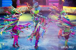 Торжественное открытие Нижнетагильского государственного цирка после реконструкции. Свердловская область, Нижний Тагил , цирк, клоуны, арена, шоу, танцы