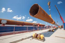 Строительство Керченского моста, крымский мост, строительство моста