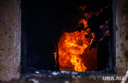 Пожар на Белинского, 163а. Екатеринбург, пожар, огонь