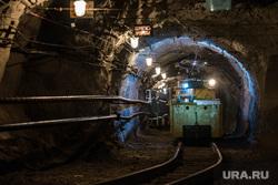 Открытие шахты Черемуховская Глубокая. Североуральск, тоннель, электровоз