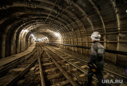 Открытие шахты Черемуховская Глубокая. Североуральск, тоннель, шахта