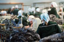 Швейное производство в женской исправительной колонии ФКУ ИК-6 ГУФСИН. Свердловская область, Нижний Тагил , швея, швейный цех, исправительная колония6, пошив одежды, женская колония, ик-6