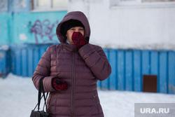 Морозы в городе. Сургут, зима, морозы, холод