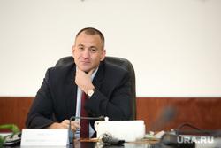 Пресс-чай с главой Сургутского района Андреем Трубецким. Сургут, трубецкой андрей, удушье