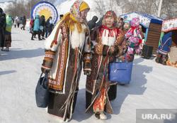 День оленевода.Салехард. 24 марта 2018 г, аборигены, национальная одежда, ненцы, кмнс, ханты