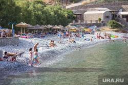 Клипарт. Греция. Крит., отдых, море, пляж, отпуск