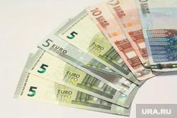 Клипарт. Екатеринбург, евро, купюры, деньги, валюта, банкноты
