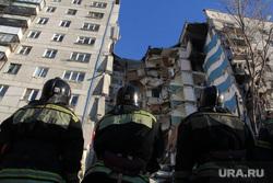 Взрыв бытового газа в доме № 164 на проспекте Карла Маркса. Часть 3. Магнитогорск, мчс, обрушение дома, последствия взрыва
